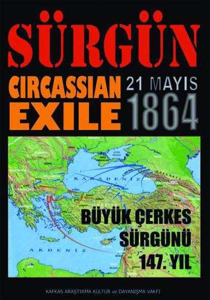 Sürgün Circassian Exile